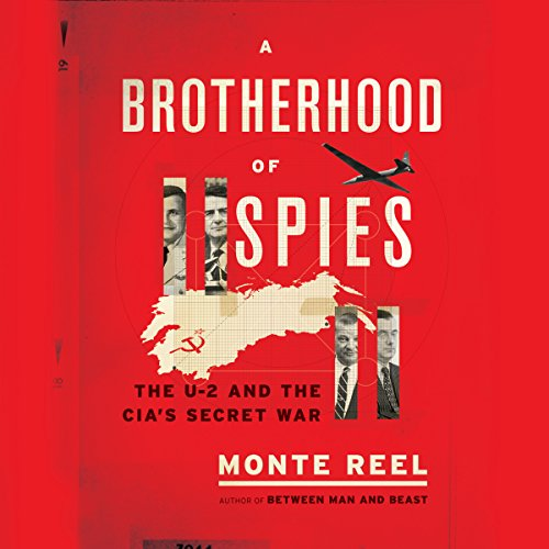 A Brotherhood of Spies audiobook cover art