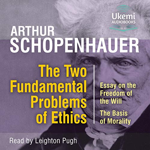 The Two Fundamental Problems of Ethics audiobook cover art