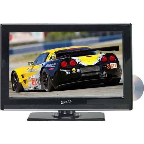 Supersonic Sc-2212 22 Tv/dvd Combo - Hdtv 1080p - 16:9-1920 X 1080-1080p - Led - Atsc - 85°