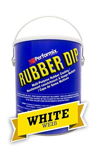 Performix Plasti Dip Flüssiggummi - Gallone (3,78 L) - Unverdünnt - Weiß