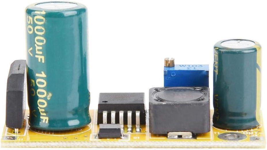 AC-DC Voltage Step Down Module, AC24V-DC12V 3A Adjustable Output Voltage Step Down Module power Buck Converter Regulator for Car Audio, Motor, LED Display