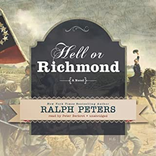 Hell or Richmond audiobook cover art