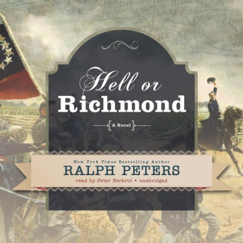 Hell or Richmond copertina