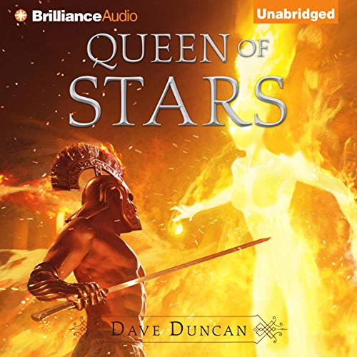 Queen of Stars Audiobook By Dave Duncan cover art