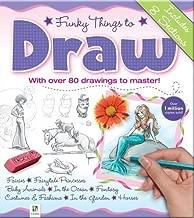 Funky Things to Draw by Konye, Paul, Ashforth, Kate (2012)