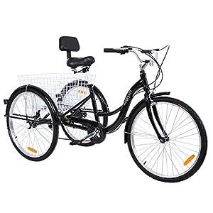Minus One – Triciclo para adultos – Triciclo con 3 ruedas ...