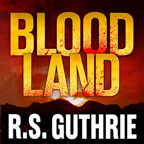 Blood Land audiobook cover art