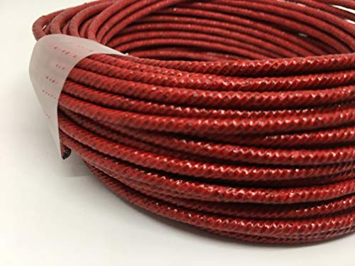American Fuse for Model Rocketry Red 50 ft roll