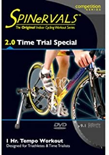 Spinervals 2.0 Time Trial Special DVD