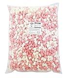 Mini Mallows Pink & White 1kg Marshmallows ohne Schweinegelatine