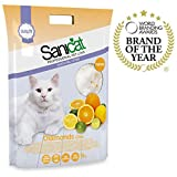 SANICAT Diamonds Lettiera Citric Perle di Gel di Silice Assorbente - 15L