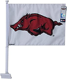 NCAA Arkansas Razorbacks Flag, One Size, Multicolor
