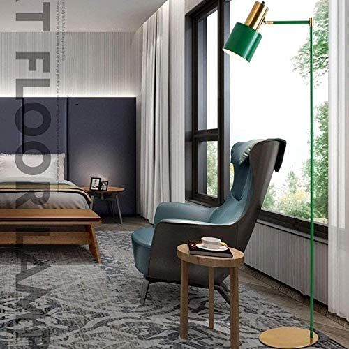 Lámpara de pie duradera lámpara de pie creativo estilo chino sala de estar dormitorio noche de cama decorativa lámpara de pie adecuado para estudio sala de estar sala de dormitorio vertical protección