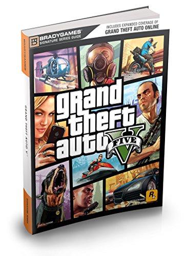 Grand Theft Auto V (Das offizielle Lösungsbuch für PS4 / Xbox One / PC)