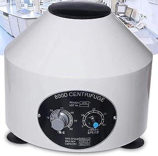 Mini 4000 Rpm Laboratory Electric Centrifuge, Medical Practice Machine, Lower-Speed Desktop Centrifuge With Timer, 6 * 20Ml