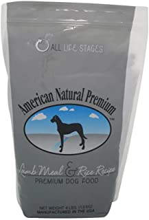 American Natural Premium 27368 Lamb & Rice Pet Food