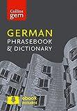 Collins Easy Learning German Phrasebook (Collins Gem) - Collins UK