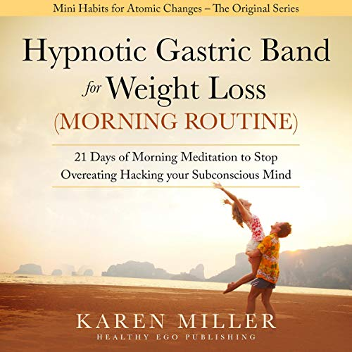 Hypnotic Gastric Band for Weight Loss (Morning Routine) cover art