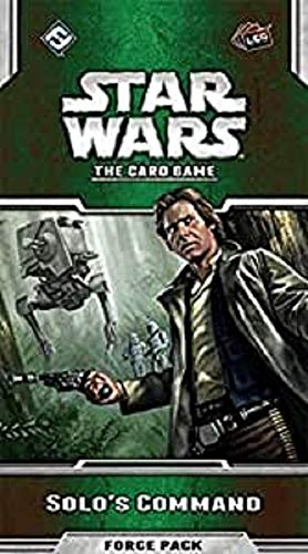 Star Wars Lcg Solo's Command Force Pack Expansion