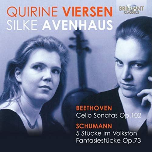 Quirine Viersen & Silke Avenhaus