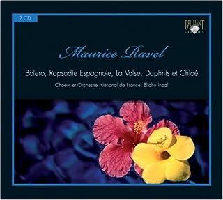 Ravel Daphnis Et Chloe Complete Bolero Rapsodie Espagnole Alborada Del Gracioso Menuet A