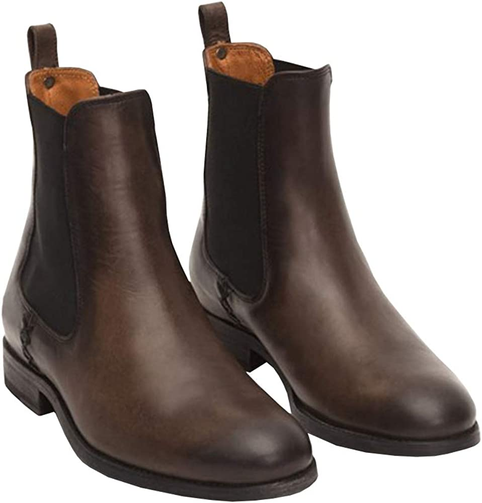 Womens Chelsea Ankle Boots High