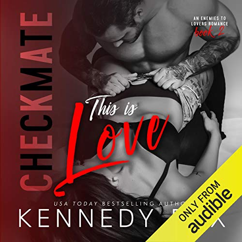Checkmate: This Is Love audiobook cover art