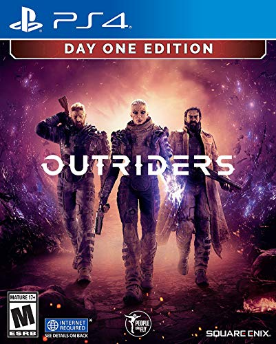 Outriders: Day One Edition @ $24.99 | Amazon