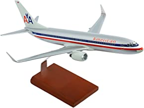 Executive Series G9310 American Airlines 737-800 1:100 Scale Old Livery Display Model with Stand