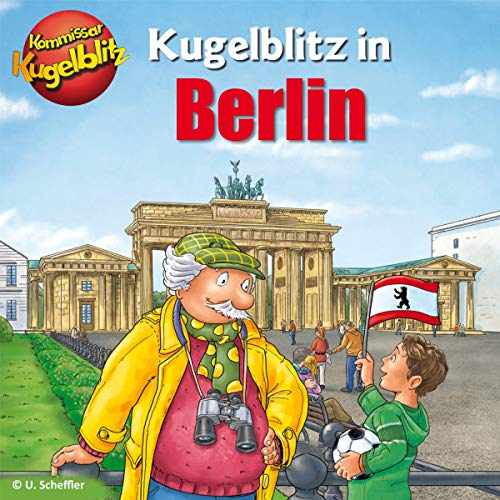 Kugelblitz in Berlin Titelbild