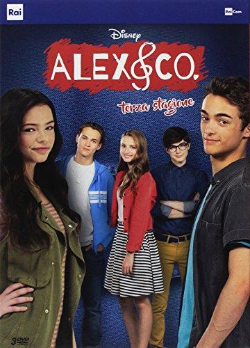 Alex & Co. Stg.3 (Box 3 Dvd)