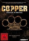 Copper - Justice Is Brutal: Die komplette Serie [Alemania] [DVD]