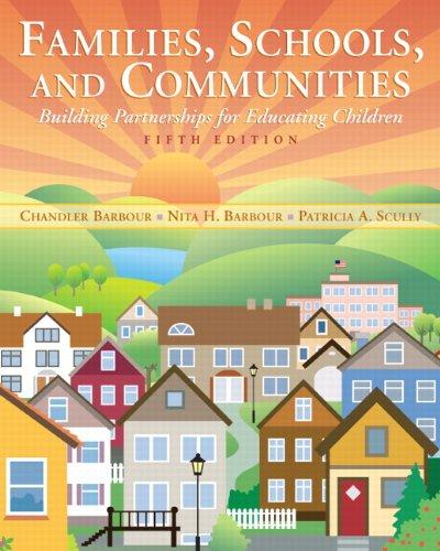 Families, Schools, and Communities: Building Partnerships...