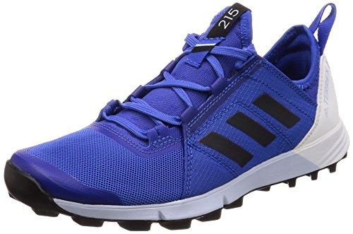 adidas Terrex Agravic Speed W, Zapatillas de Trail Running para Mujer, Azul (Azalre/Negbás/Aeroaz 000), 45 1/3 EU