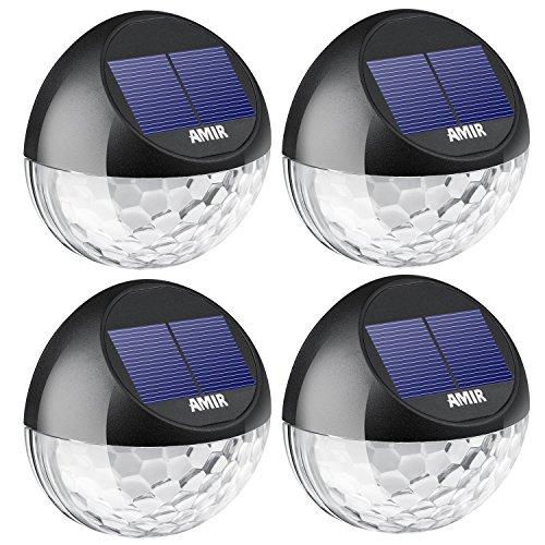 AMIR Solar Fence Lights