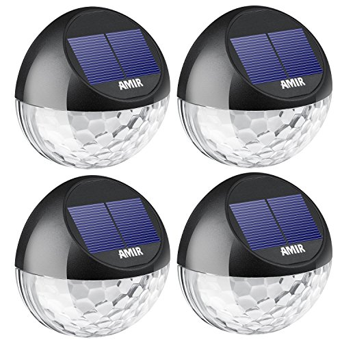 AMIR Solar Fence Lights