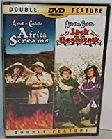Abbott & Costello: Africa Screams & Jack Beanstalk [DVD]