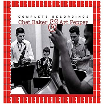 Chet Baker & Art Pepper: Complete Recordings, 1955-1957 (Hd Remastered Edition)