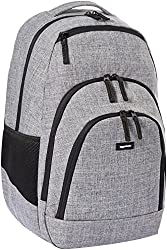 Backpack with inner compartments