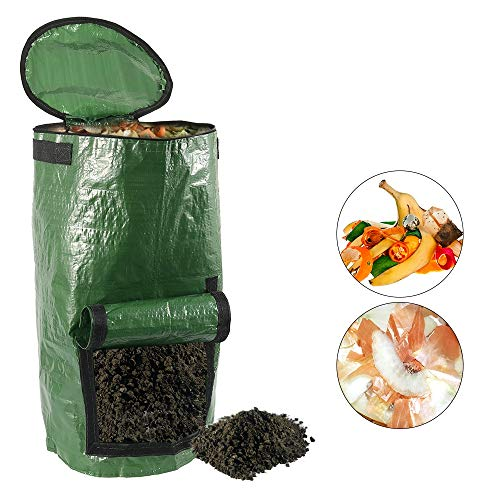 Best Prices! Zaluan Probiotics Bags Compost Bag Ferment Kitchen Waste Disposal Homemade Organic Comp...