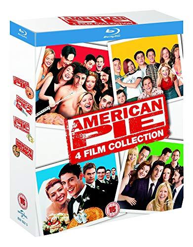 American Pie - 1-3 & Reunion [Edizione: Regno Unito] [Reino Unido] [Blu-ray]