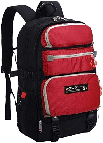 CS-LJ Sac léger Voyage étanche randonnée Sac à Dos Sac à Dos portable Pliant Camping en Plein air Sac à Dos