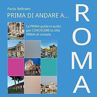 Couverture de Prima di andare a Roma