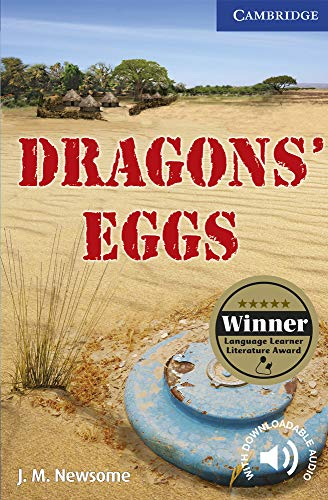Dragons' Eggs. Level 5 Upper Intermediate. B2. Cambridge English Readers.
