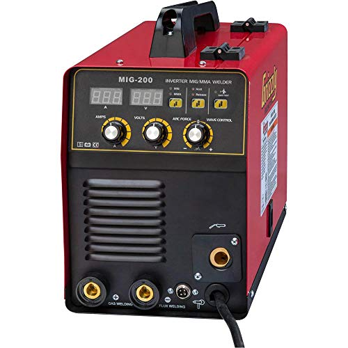 Grizzly Industrial G0882 - 200A MIG Welder