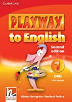 Playway to English Level 1 DVD NTSC. 2nd.