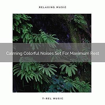 Calming Colorful Noises Set For Maximum Rest