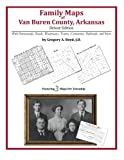 Family Maps of Van Buren County, Arkansas
