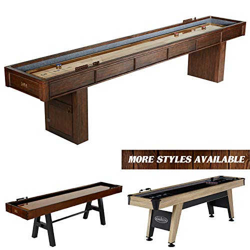 Barrington 12 ft. Webster Shuffleboard Table