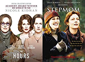 Today's Brightest Leading Ladies- The Hours & Step Mom DVD Double Feature Bundle